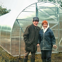 Олег и Тамара Алексеевы